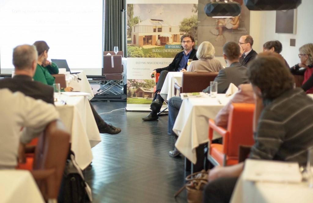 Spotkanie z przedstawicielami mediów (Poznań, grudzień 2013)